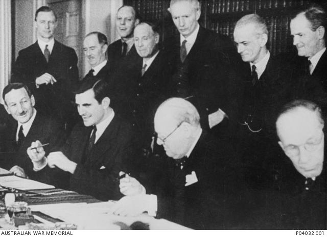 11 March 1941 worldwartwo.filminspector.com Prime Minister Winston Churchill