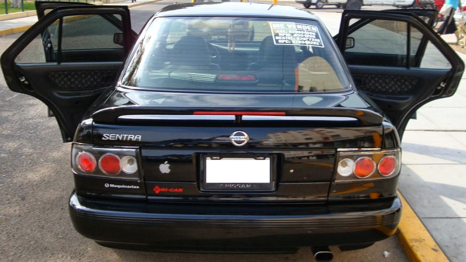 Cultura Tuning: Cómo tunear un Nissan Sentra o Tsuru ...