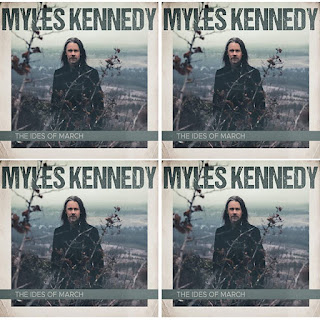 Myles Kennedy's Music: The Ides Of March (11-Track Album) - Songs: Get Along, A Thousand Word, In Stride, Love Rain Down, Moonshot.. - AAC/MP3 Download