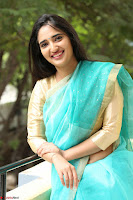 Radhika Mehrotra in Green Saree ~  Exclujsive Celebrities Galleries 008.JPG