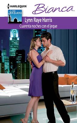 Lynn Raye Harris - Cuarenta Noches Con El Jeque