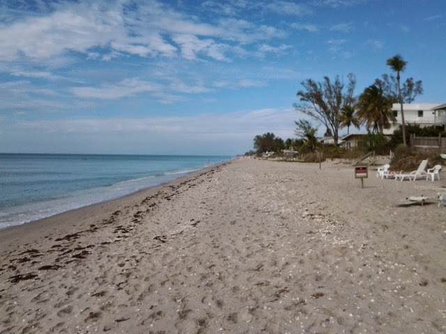 Manasota Key Beach in December 2014
