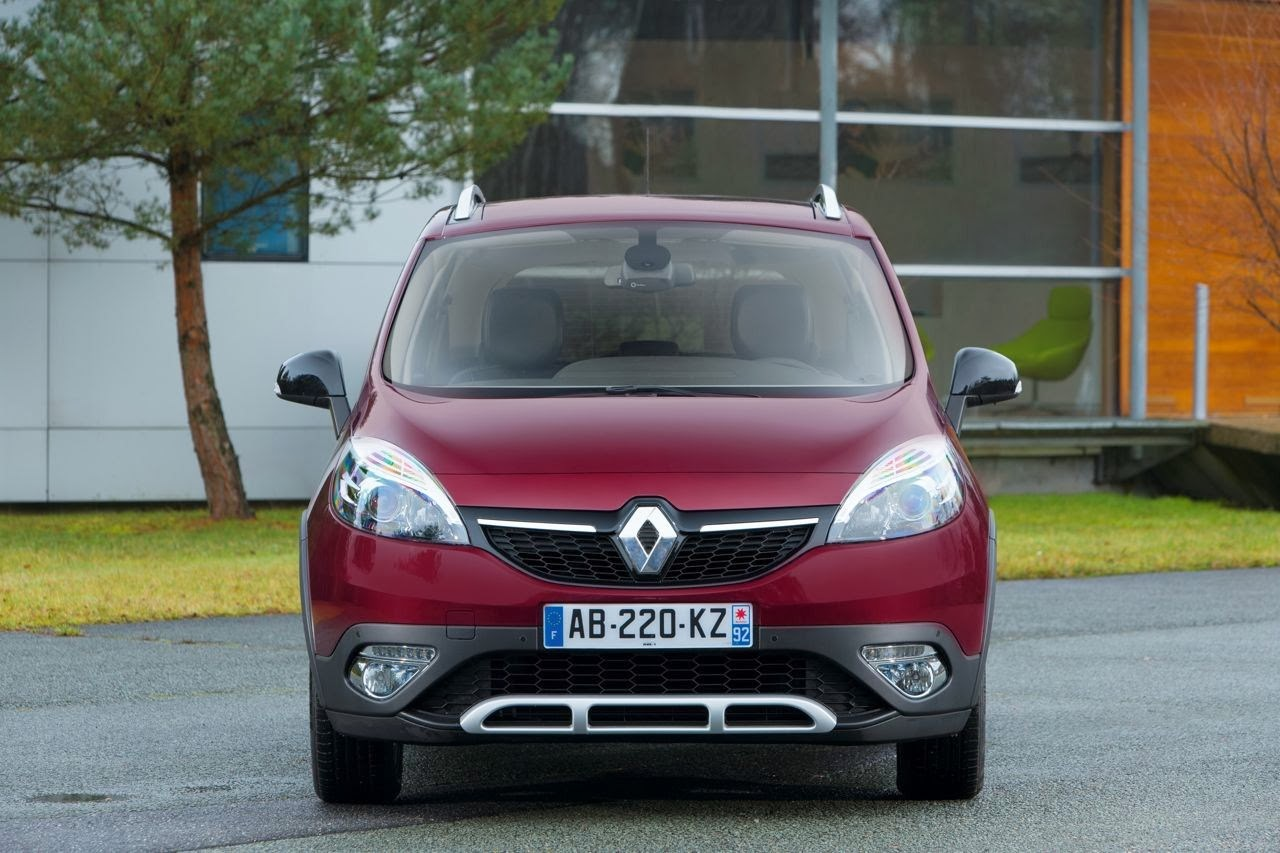 Renault Scenic Xmod 2014 Wallpaper Cars Bikes Overviews