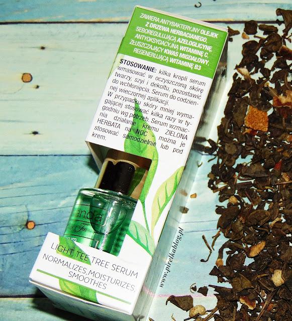 Bielenda, Zielona Herbata - Serum do twarzy