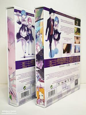 """Review de """"Re:Zero - Empezar de cero en un mundo diferente"""" Box.2 ed. Coleccionistas - SelectaVisión"""
