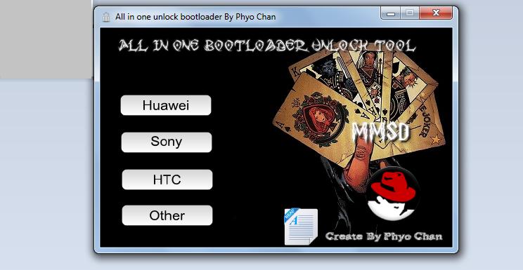 Todo en 1 Desbloquea bootloader HTC/SONY/HUAWEI/Otros  Sans%2Btitre