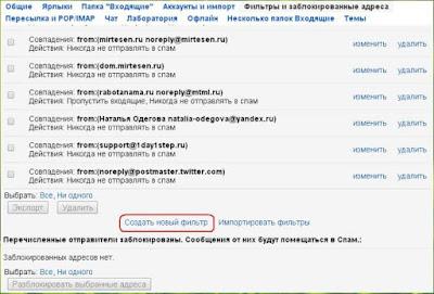 Как правильно настроить почту, чтобы письма не попадали в спам