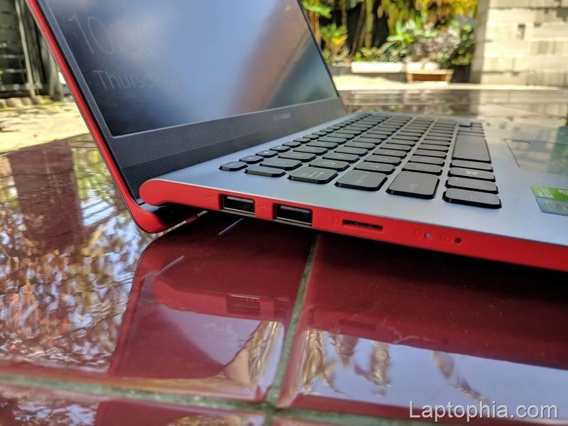 Desain Asus VivoBook S430UN