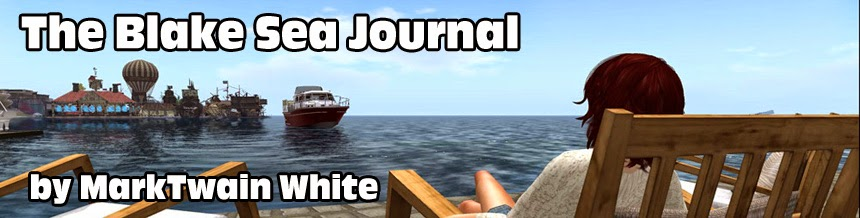 Blake Sea Journal