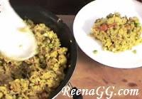 मिक्स वेज खिचड़ी बनाने की विधी - Mix Veg Khichdi Recipe in Hindi