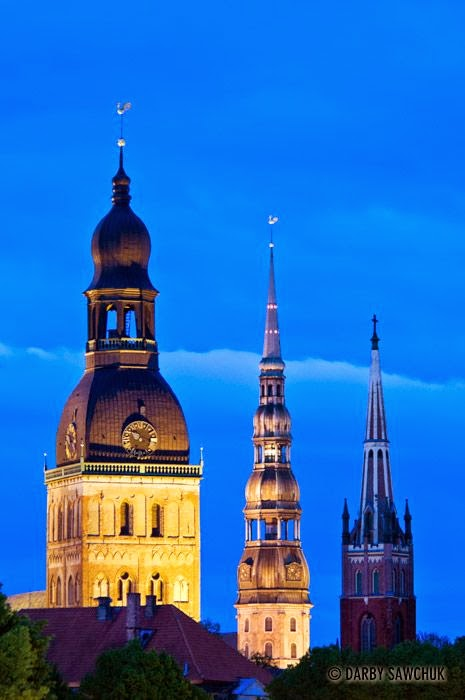 Riga dome cathedral,Interesting Attractions Riga, Capital of Latvia
