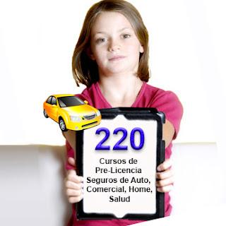 como ser agente de seguros en estados unidos licencia 220
