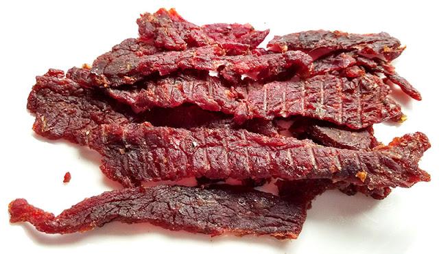 cranberry jalapeno beef jerky