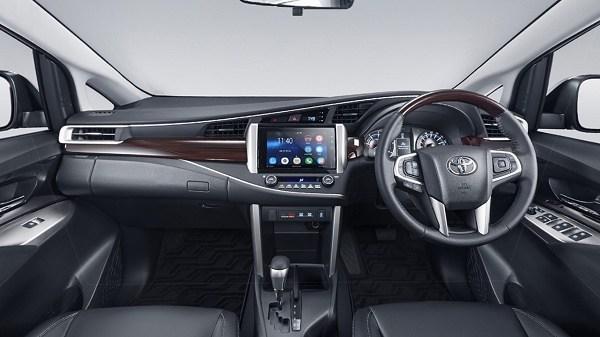 Interior New Innova Venturer Grand Avanza Tipe E 2017 Toyota Utama Oktober
