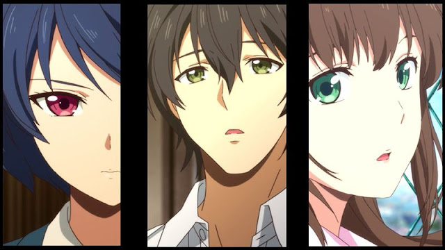 Domestic na Kanojo: Ending y nuevo tráiler del anime
