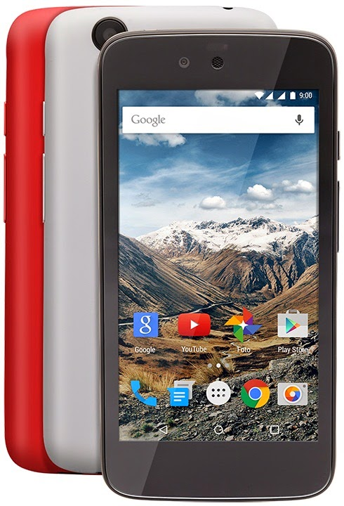 Nexian Journey One Android Phone Murah Rp 999.000