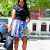 Kitenge Designs for Short Dresses to Own part 1