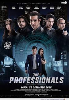 Sinopsis Film THE PROFESSIONALS (2016)