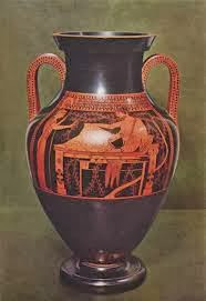 What is the theme in Ode on a Grecian Urn by John Keats?
