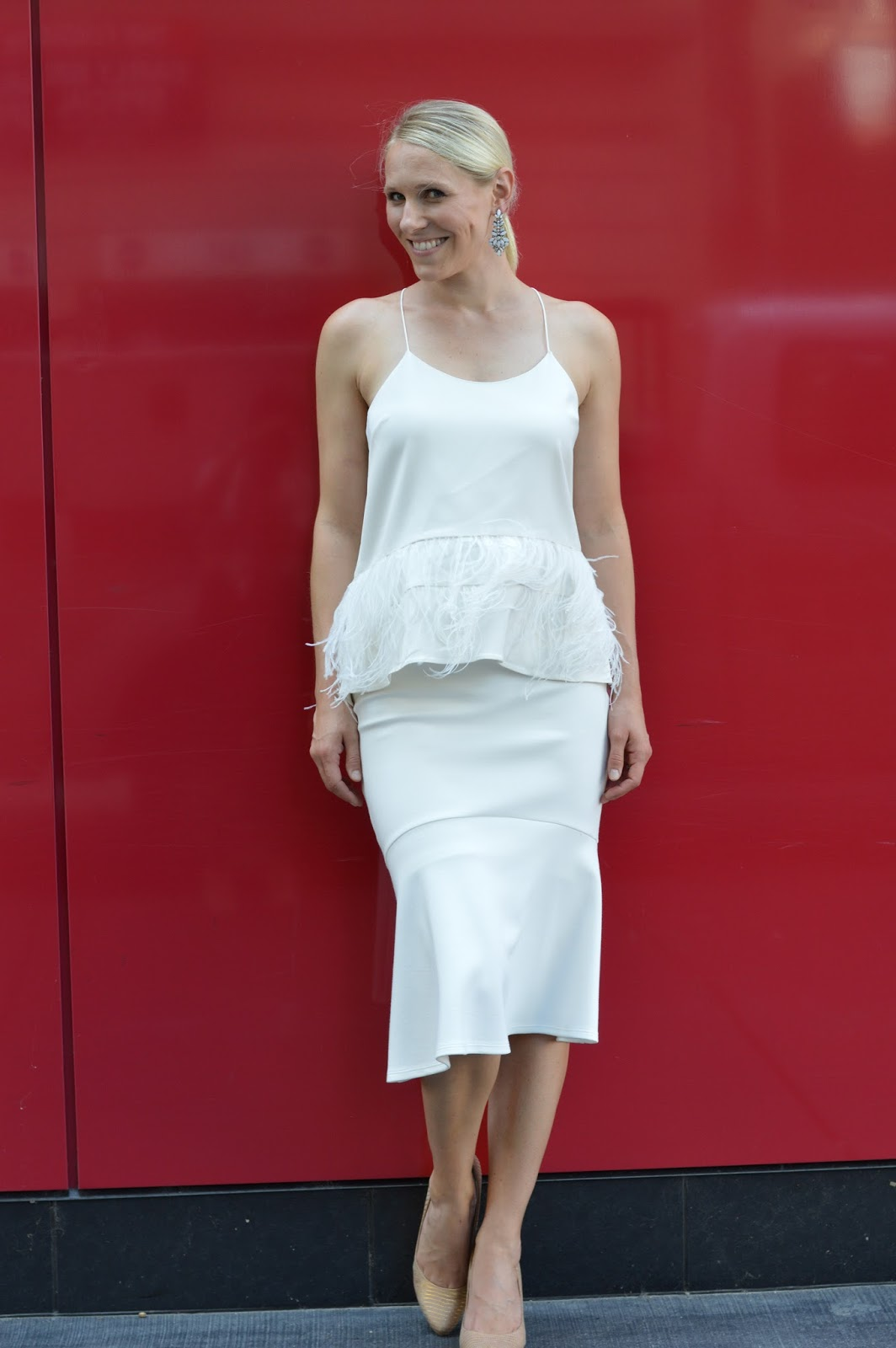 Playing Dress Up: Rent the Runway x Diner en Blanc - All ...