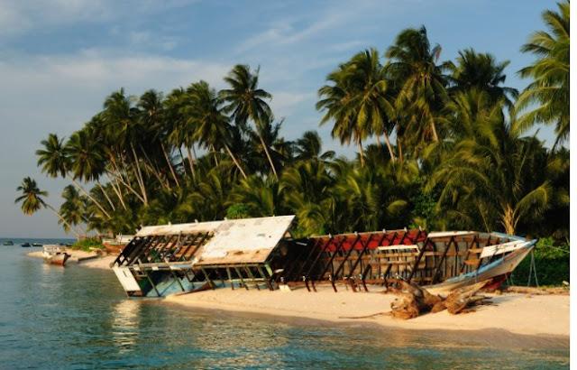 Pulau Derawan - Kalimantan Timur