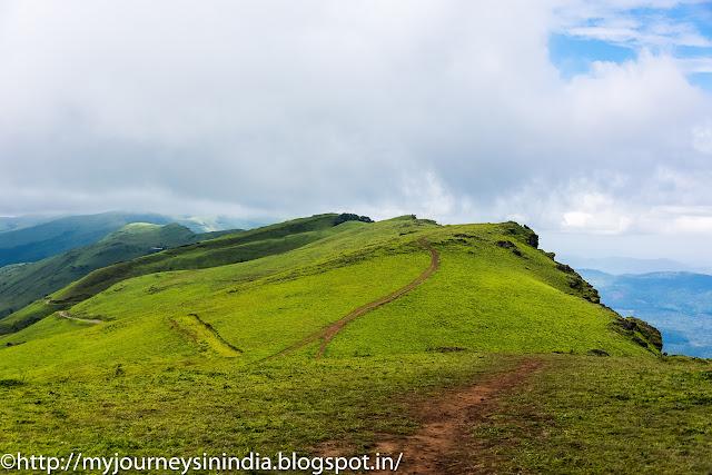 Baba Budangiri Hills