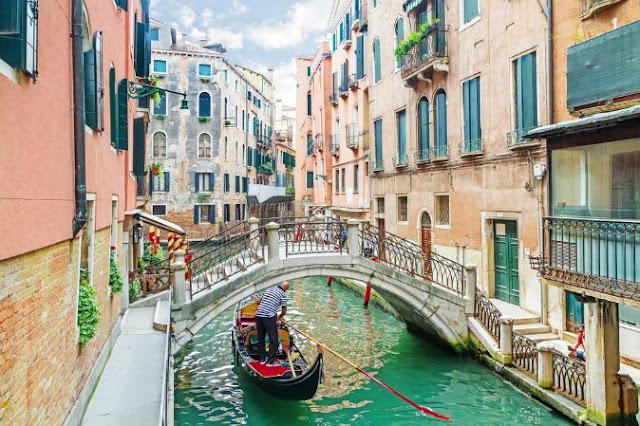 Ramadhan di Venezia: Puasa Di Negeri Kanal Air