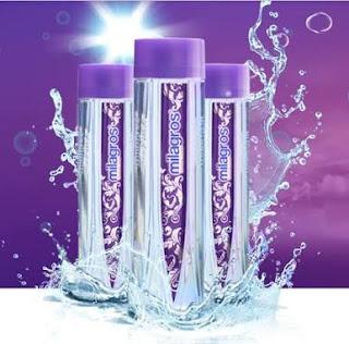 Air Alkali Milagros sebagai terapi penyembuhan segala penyakit