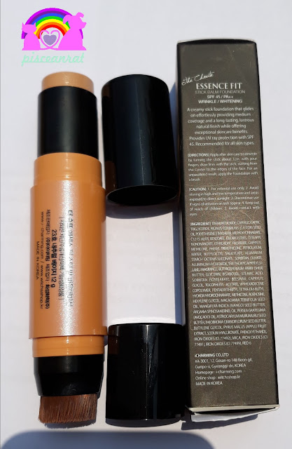The Choute Essence Fit Stick Balm Foundation price, where to buy, shades