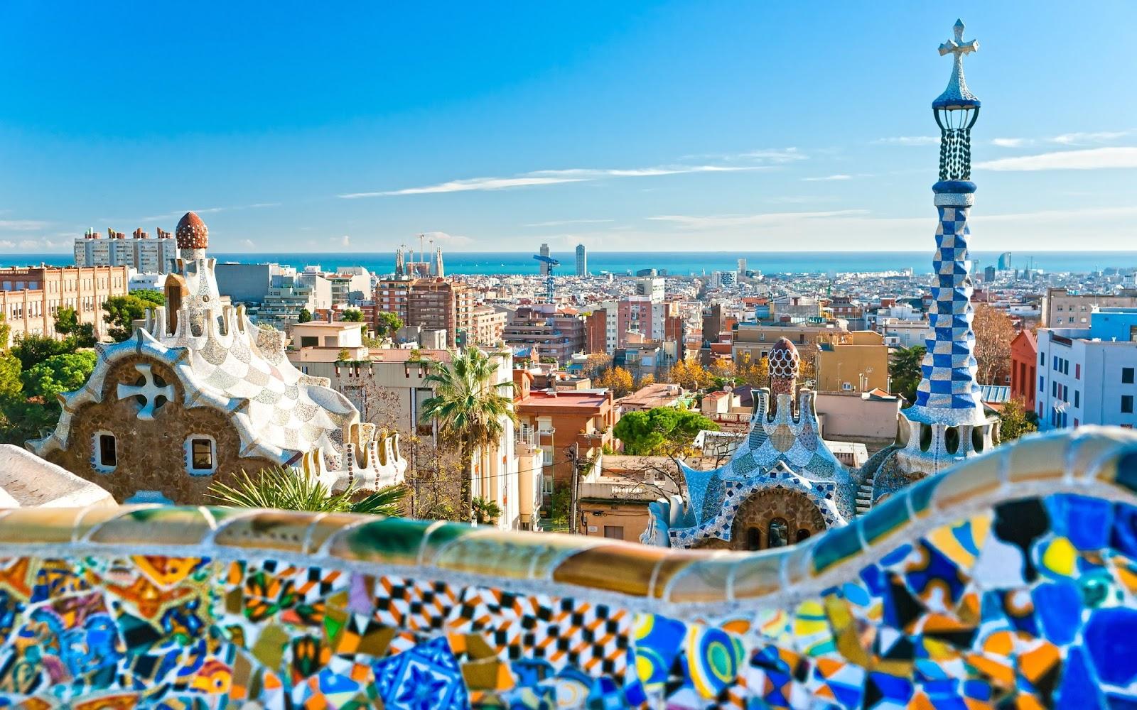 Barcelona: World Visits: Barcelona Spain Visit To Journey