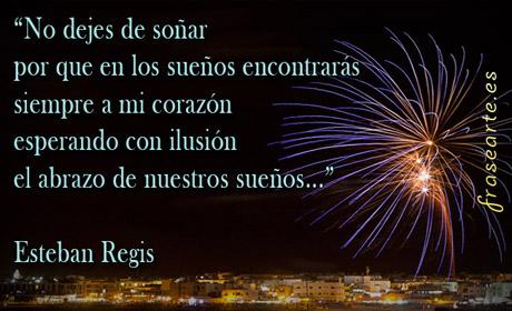 Frases de amor - Esteban Regis