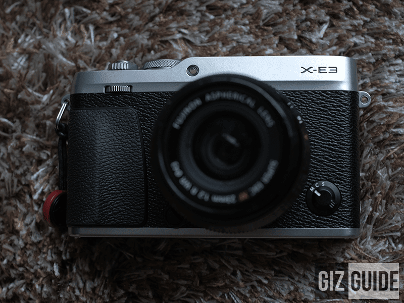 Fujifilm X-E3 Review - Compact Rangefinder-style Mirrorless Camera!