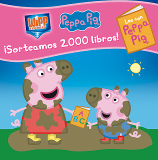 wipp-express-regala-libros-peppa-pig