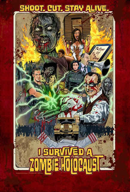 I Survived a Zombie Holocaust (2014) ταινιες online seires oipeirates greek subs