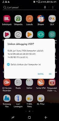 Cara Mengendalikan Hp Android Menggunakan Laptop Sukses 100%