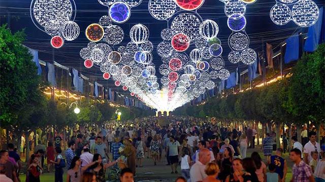 El uso de datos en la Feria de Málaga se incrementó