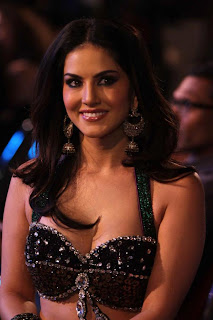 Sunny Leone is happy to be in item song