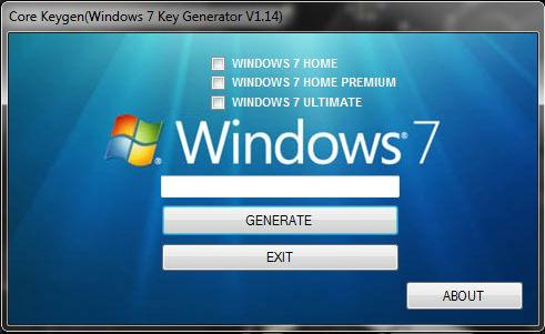Windows 7 Key Generator >> Windows 7 Loader 1.6.9 by Daz | Soft Bluff