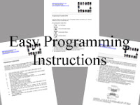 Programming Manual for Factory Keyless Remote