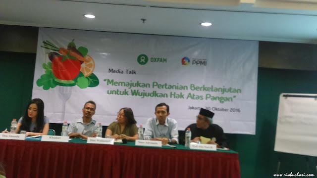 Memajukan Pertanian Berkelanjutan untuk Mewujudkan Variasi Pangan