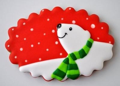 Lukisan Polar Bear