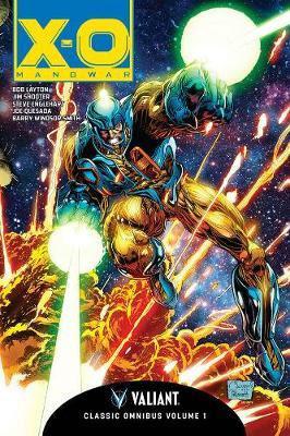 X-O Manowar: el origen de la exitosa era Valiant en los 90