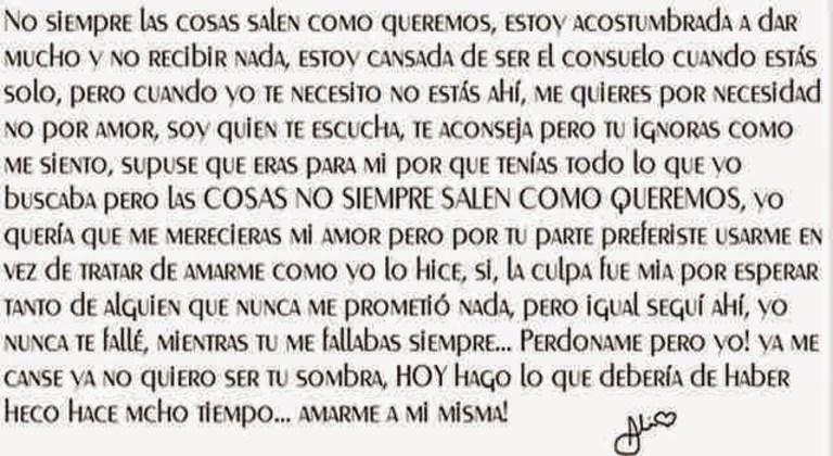 Frases De Amor Largas