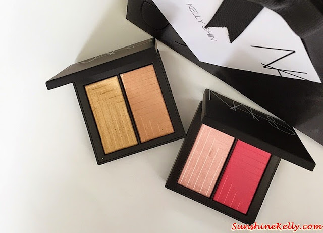 NARS Dual-Intensity Blush, NARS, Narsisist, Nars cosmetics, Color swatch, beauty review