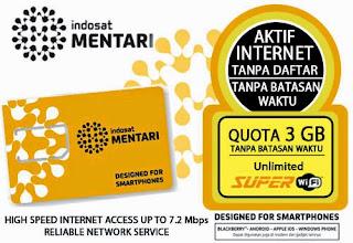 Harga Cara Daftar Paket Super Internet Indosat Terbaru 2016
