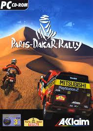 LINK Paris Dakar Rally PC GAMES CLUBBIT