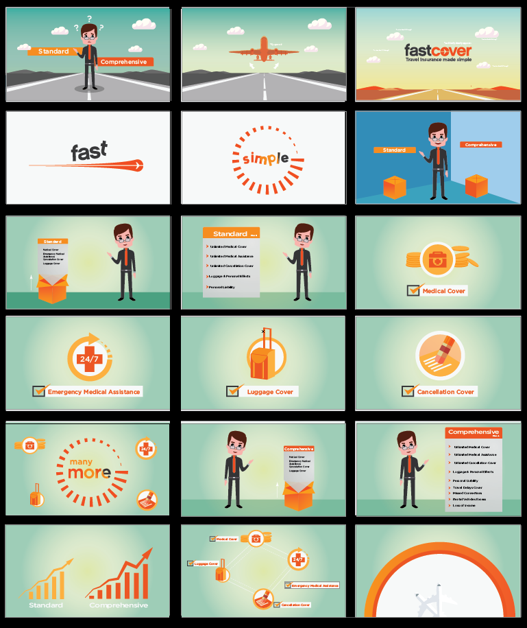 Storyboard For Website Design: M R Abacajan's Art And Graphics: MOTION-GRAPHIC STORY