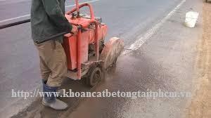 Khoan cắt bê tông tại huyện Châu Thành