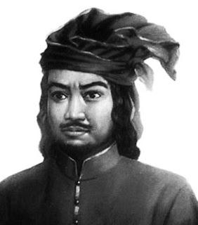 Gambar Sultan Hasanuddin Ayam jantan dari timur
