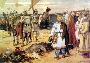 AngloSaxon & Celtic Orthodoxy: The Varangian Guard-The